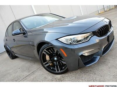 2017 BMW M3 MSRP $90k Competition Ceramic Brakes Executive $$$ 2017 BMW M3 MSRP $90k Competition Ceramic Brakes Executive $$$ Automatic 4-Door