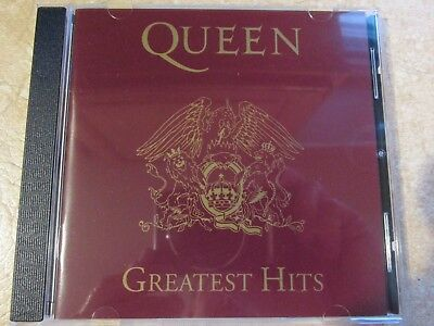 Queen Greatest Hits Cd - Mint Condition !!  Like New