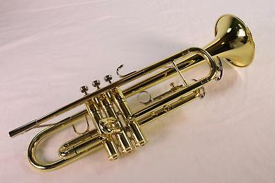 King Model 601 Student Bb Trumpet in Lacquer MINT CONDITION