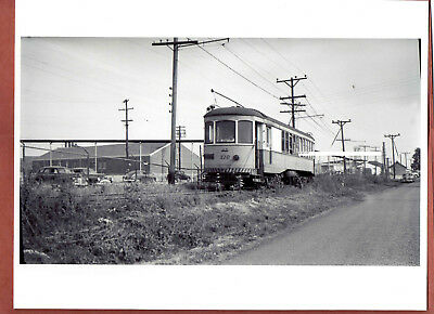 Hagerstown & Frederick RY H&FRY Photo Car 172 Frederick MD