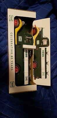 2018 Collector's Edition Hess Truck 85th Anniversary Limited Edition Sold Out !