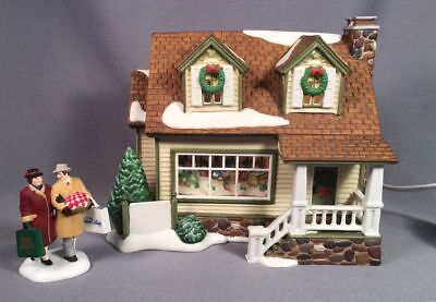Dept 56 NCC Club Exclusive ~ Collectors Club House ~ Mint In Box 54800