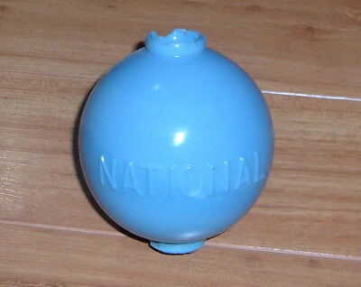 Victorian Antique Lightning Rod Weathervane Milk Glass Ball Ornament NOT REPRO!