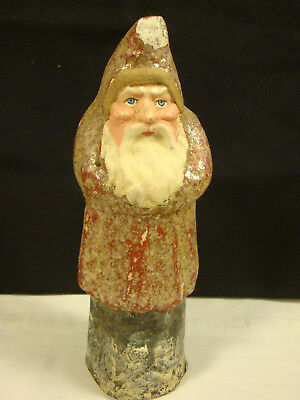Antique, German, Belsnickle Santa Claus with Sparkles