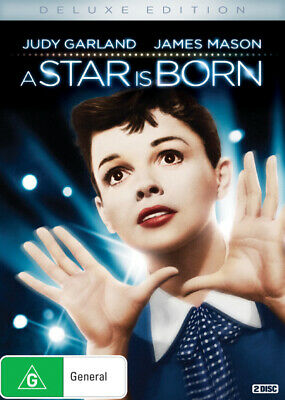 A Star is Born (1954) (Deluxe Edition)  - DVD - NEW Region 4