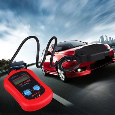 MS300 OBD2 CODE Reader Scanner CAN BUS Scan Professional Auto