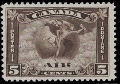 Canada 1930 5¢ Airmail Mint Never Hinged