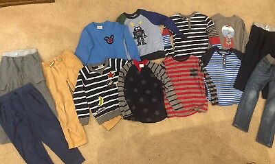 Boys Hanna Andersson Clothes Size 120