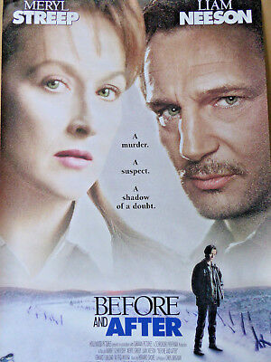 BEFORE & AFTER movie poster