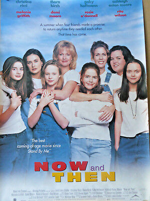 NOW & THEN movie poster