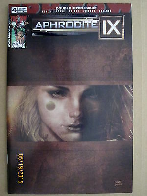 2002 Image/top Cow Comics Aphrodite Ix #4 David Finch Cover Double Sized Issue