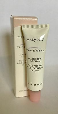 Mary Kay Timewise Age Fighting Eye Cream - 0.65 oz - 710100 New in Box Time Wise