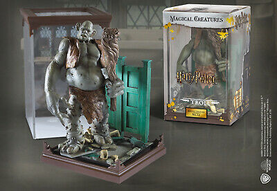 Harry Potter : Troll Magical Creatures from The Noble Collection