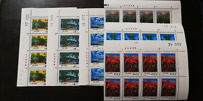 T55   China Stamps New   8sets