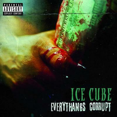 Everythangs Corrupt Explicit Lyrics Ice Cube Rap & Hip-Hop Audio CD NEW TRY