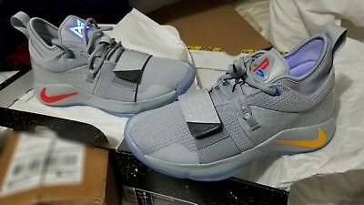 new style 2c6d0 65713 NIKE PAUL GEORGE PG 2.5 Playstation Men's Size 8 Shoes Brand New Sneakers
