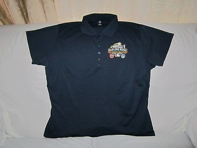 Mlb 2014 Opening Series Sydney Diamondbacks V Dodgers Polo Shirt Ladies 2Xl