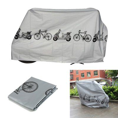 Waterproof Rain Storage Dust Cover Outdoor Protector For Bike Bicycle Cycling 7F