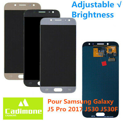 Per Samsung Galaxy J5 Pro 2017 J530 J530F LCD Touch Screen Adjustable AMOLED RL2