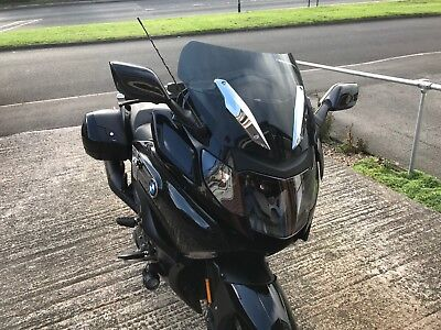 BMW K1600 Bagger Sports Screen Dark Grey Tint,made In Uk New.