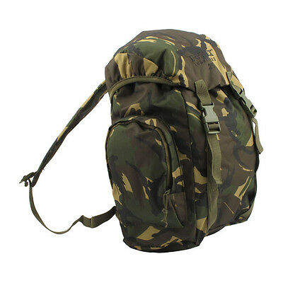 Fostex Back Pack Motorbike Backpack Rucksack 25L, Army Cameo Cotton