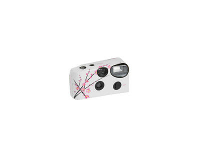 Cherry Blossom Design Disposable Camera with Flash Favour Accessory