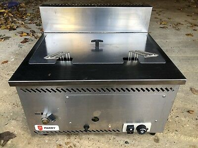 Parry LPG Propane Table Top Fryer