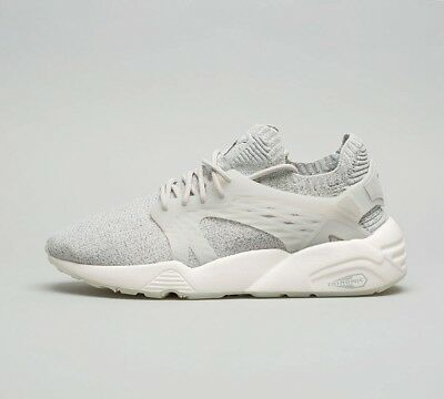 ae7ce01d414 Puma Mens Mantra Fusefit Training Gym Fitness Shoes Grey Breathable Trainers.