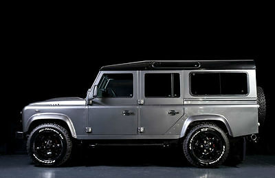 Wildcat | Land Rover Defender 110 Xs Station Wagon