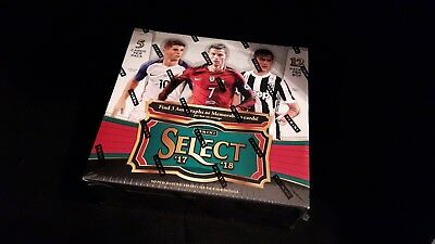 Panini Select 2017 18 Hobby Box OVP 12 Packs