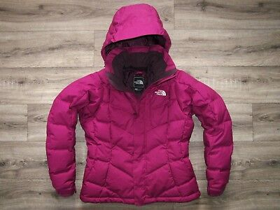 The North Face Amore 600-Down Fill Women's Jacket S RRP£220 Coat Nuptse Arctic