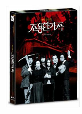 "1KOREA MOVIE ""The Quiet Family"" Blu-ray/ENG SUBTITLE/REGION A/ lenticular"