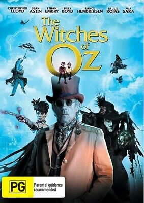 Witches Of Oz (Dvd, 2011) 🍿 [Brand New & Sealed]