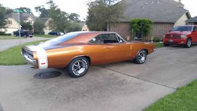 1969 Dodge Charger 500 1969 Dodge Charger 500; 440 4bbl & 4speed