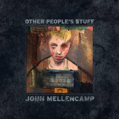 Other People's Stuff by John Mellencamp Republic Records Audio CD NEW