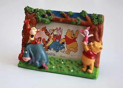 Disney Winnie The Pooh 3D Picture Photo Frame