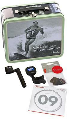 "Fender ""You Won't Part With Yours Either"" Lunchbox"