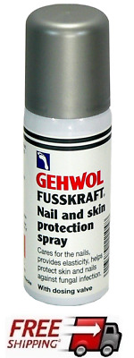 Gehwol Fusskraft Nail And Skin Protection Spray (Fungus) 1.7oz - 50ml  !!!!