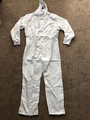 """A Brand New Aston-Martin Anti-Static Overall With Hood, Size 112R 44"""" Approx"""
