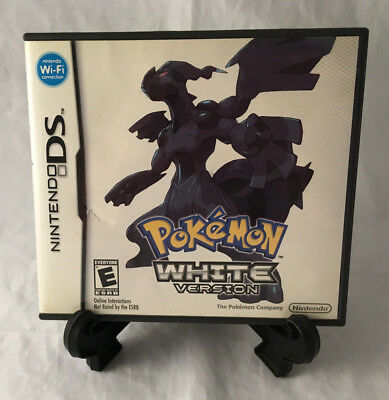 Pokemon: White Version (Nintendo DS, 2011) CASE ONLY - NO MANUAL OR GAME