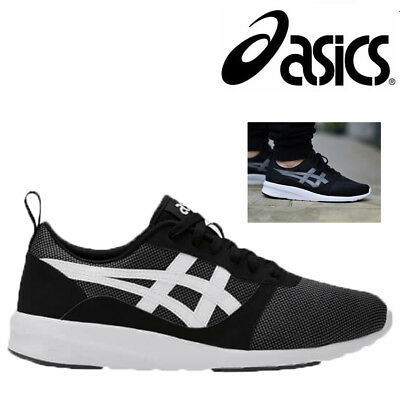 Mens Asics F Lyte Shock Absorbing Fitness Running Walking Sports Shoes Trainers