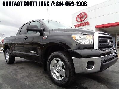 2013 Toyota Tundra Certified 2013 Tundra Double Cab 4x4 TRD Off-Road Toyota Certified 2013 Tundra Double Cab 5.7L V8 4x4 SR5 TRD Off Road 1 Owner 4WD