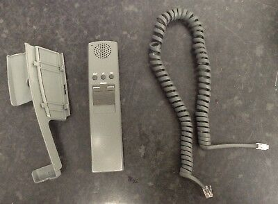 Dictaphone P/n 862300 Dictation Hand Microphone For Expresswriter