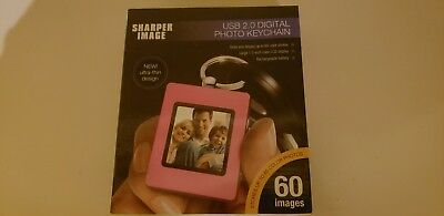 The Sharper Image - USB 2.0 Digital Photo Keychain