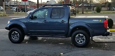 2015 Nissan Frontier Pro 4x 2015 nissan frontier pro-4x LOTS OF EXTRAS!!