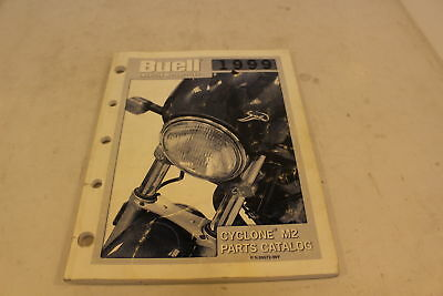 BUELL PARTS CATALOG 1999 LIGHTNING X1 99571-99Y - $22 00