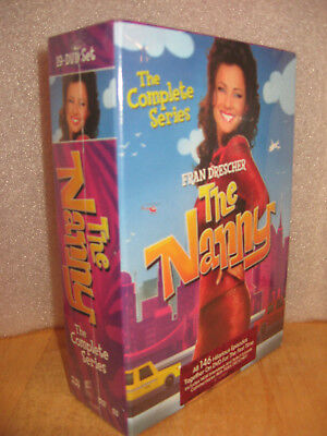 The Nanny The Complete Series
