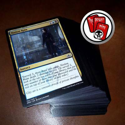 FULL SET of Guilds of Ravnica Commons 111 Cards ~ MTG Magic the Gathering ~ MINT