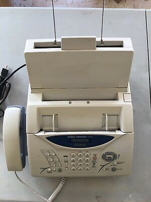 Brother IntelliFax 1270e Fax Machine and Copier