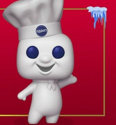 Funko Pop! Pillsbury Doughboy Ad Icons - 12 Days Of Christmas Confirmed PREORDER